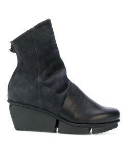 Trippen | Ridged Platform Boots Women 37