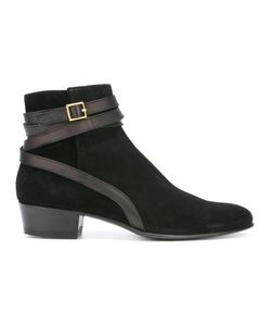 Louis Leeman | Buckled Ankle Boots Size 44