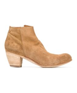 Officine Creative | Ankle Boots 39 Suede/Leather