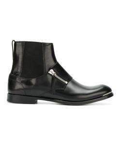 Alexander McQueen | Ботинки С Молнией