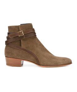 Louis Leeman | Buckled Boots Size 42
