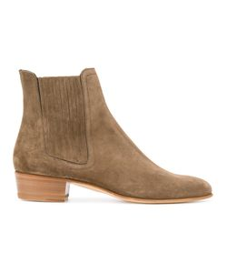 Louis Leeman | Pointed Ankle Boots