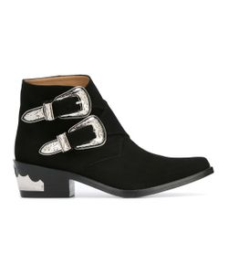 Toga Pulla | Double Buckle Boots