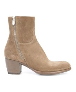 Rocco P.   Zipped Boots 35.5 Leather