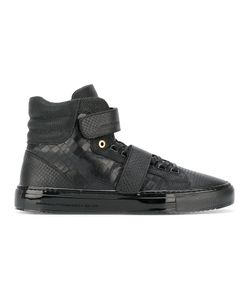 Android Homme | Strap Over Panelled Sneakers