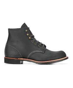 Red Wing Shoes | Lace-Up Boots 8 Leather/Calf Leather/Rubber