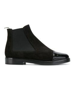 Giorgio Armani | Ботинки С Эластичной Вставкой