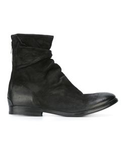 THE LAST CONSPIRACY | Gliv Boots 44 Leather/Rubber