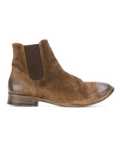THE LAST CONSPIRACY | Piero Waxed Boots Men Horse