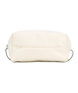 Valextra | Top Zip Wash Bag