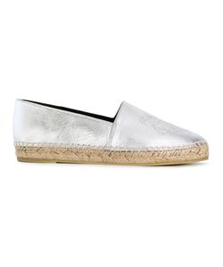 Kenzo | Tiger Espadrilles 38 Leather/Rubber