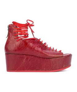 Marsell | Marsèll Peep-Toe Wedge Sandals 39