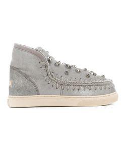 Mou | Декорированные Ботинки