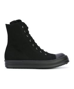 RICK OWENS DRKSHDW | Lace-Up High-Top Sneakers Size 41