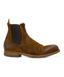 Pantanetti | Distressed Chelsea Boots Men