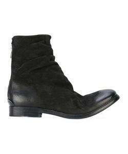 THE LAST CONSPIRACY | Zip Up Boots 36 Horse