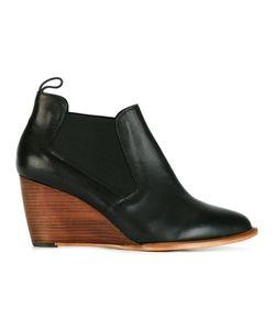 Robert Clergerie | Agneau Boots 36 Leather/Spandex/Elastane