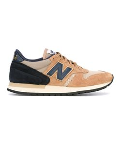 New Balance | Panelled Lace-Up Sneakers Size 8.5