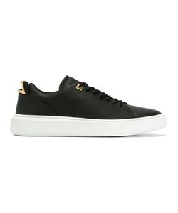 Buscemi | Lace-Up Sneakers 42 Calf Leather/Leather/Rubber