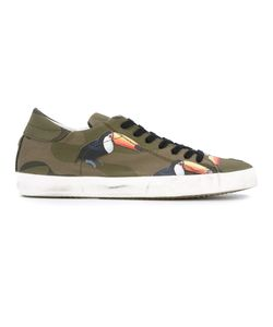 Philippe Model | Toucan Print Sneakers