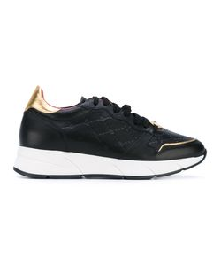 Blumarine   Chunky Sole Lace-Up Sneakers