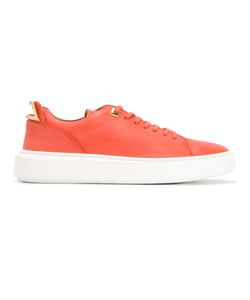 Buscemi | Lace-Up Sneakers 36 Calf Leather/Leather/Rubber