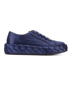 Marco De Vincenzo | Quilted Platform Sneakers