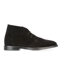 Paul Smith | Suede Ankle Boots 9 Suede/Leather/Rubber