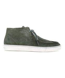 Santoni | Hi Top Boat Shoes Men