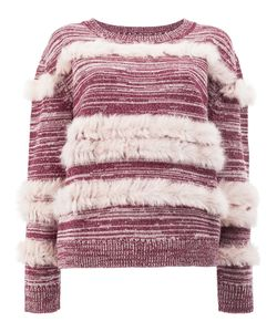 Maison Ullens | Striped Chunky Jumper Women