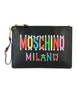Moschino | Logo Front Clutch One