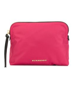 Burberry | Zipped Makeup Bag Nylon