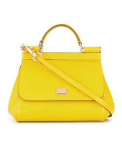 Dolce & Gabbana | Small Sicily Tote Calf Leather
