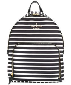 Kate Spade | Striped Backpack Women One