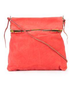 MA+   Ma Stitching Detail Crossbody Bag