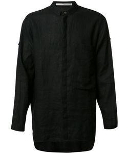 Isabel Benenato | Linen Shirt 48 Linen/Flax