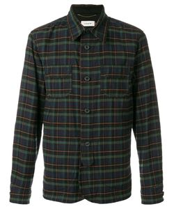 COACH | Checked Shirt Men S