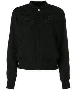 Comme Des Garçons Noir Kei Ninomiya | Embroidered Bomber Jacket