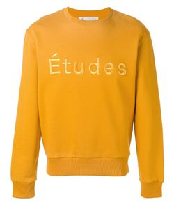 ÉTUDES | Logo Sweatshirt Small Cotton/Polyester