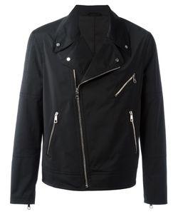 Neil Barrett | Biker Jacket Size Xl Cotton/Polyester/Spandex/Elastane/Polyester