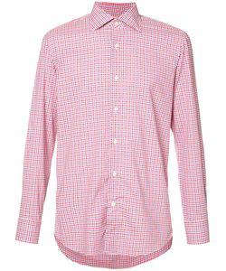 SIMEONE NAPOLI | Plaid Shirt Size 42