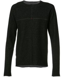 MA+ | Longsleeved T-Shirt 46 Cotton/Polyamide/Wool