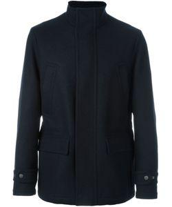 Canali   Front Pocket Coat