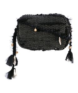 ANCIENT GREEK SANDALS   Tasseled Woven Bag