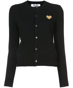 Comme des Gar ons Play | Heart Patch Cardigan Women