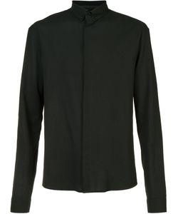 Haider Ackermann | Concealed Fastening Button-Down Shirt Large Cotton