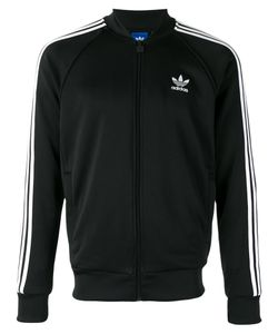 adidas Originals | Logo Print Track Jacket Large Recycled