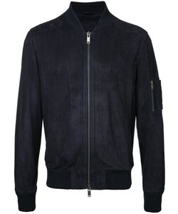 DESA COLLECTION | Zipped Bomber Jacket