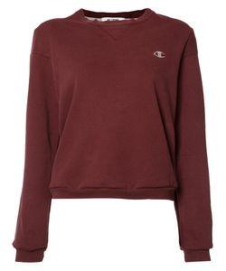 Re/Done | Crewneck C Logo Sweater Size Medium/Large