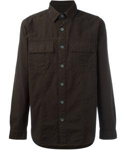 Hudson   Military Shirt Xl Cotton